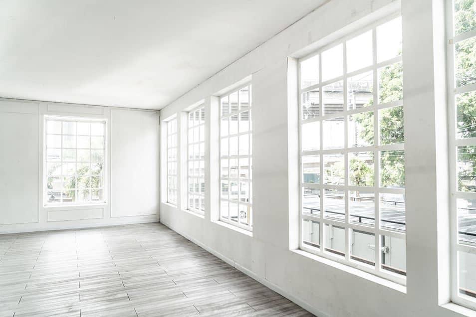 ניקוי חלונות בדירות בטירה