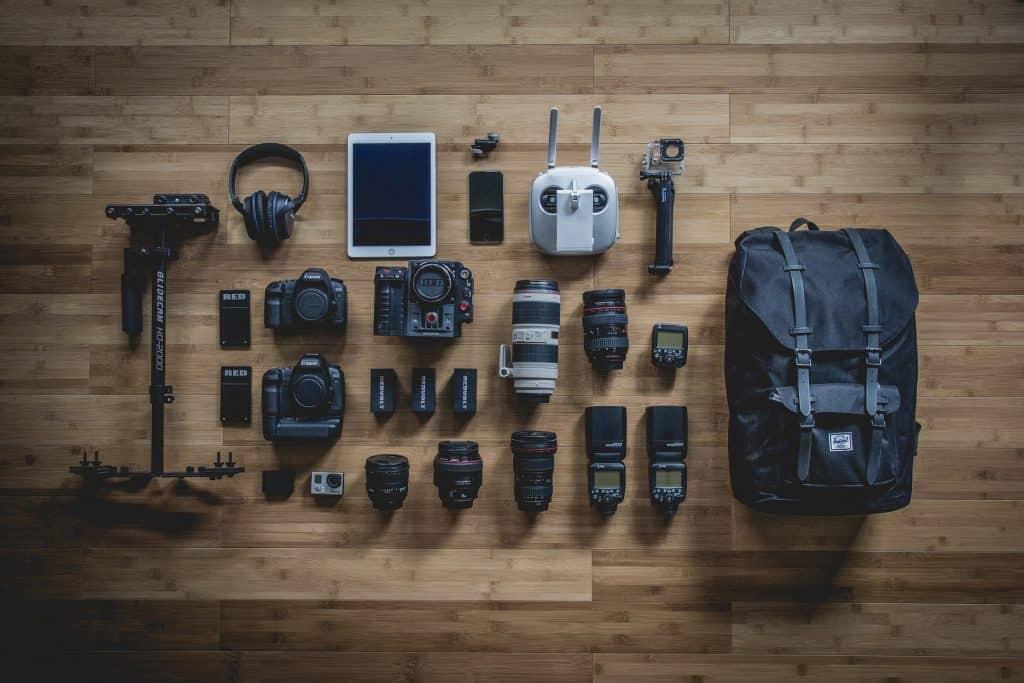 ספוג לציוד צילום באתר ROMVO